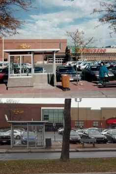 Steinberg's Rockland Shopping Center store after renovations in And what is now today. Good Old Times, Sweet Memories, Shopping Center, Quebec, Weird, Youth, Canada, City, Outdoor Decor