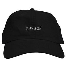 SAVAGE adjustable snapback Men and Women white/black/pink