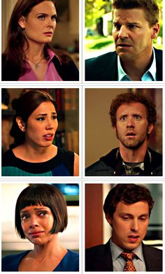 I love their face reactions.