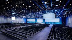 Large congress-, conference- and exhibition centre in Copenhagen, Denmark. Bella Center Copenhagen is Scandinavia's largest venue - own conference hotel