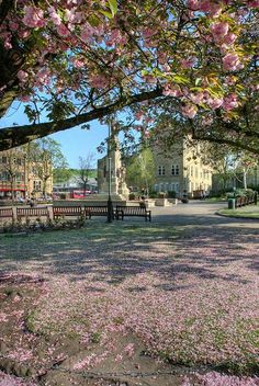 ~Keighley Town Hall Square, Haworth~ UK