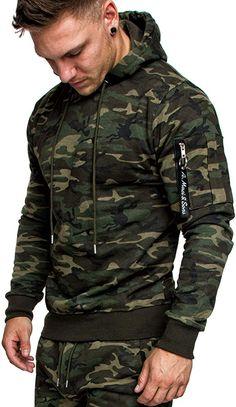 Amaci&Sons Herren Cargo-Style Pullover Sweatshirt Hoodie Sweater Camouflage 4003 Camouflage Khaki M: Amazon.de: Bekleidung Camouflage, Pullover Sweaters, Military Jacket, Overalls, Winter Jackets, Sons, Sweatshirts, Hoodie, Style