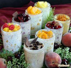 Здоровое питание может быть легким и приятным. Мы расскажем вам как начать своё утро с правильного завтрака. Рецепт ленивой овсянки в банке уникален: - Во-первых,…