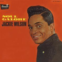 "Jackie Wilson ""Soul Galore"" LP (1966)"
