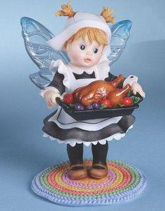 Kitchen Fairies | My Little Kitchen Fairies Figurines,Ornaments,and New 2011