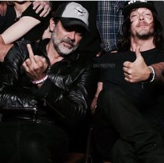 Jeff and Norman