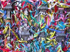 Salvador Bonfim Wish Ribbons #Brazil