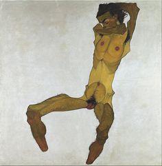 Masterpieces by Egon Schiele and Gustav Klimt, Vienna 1900 and Art Nouveau. Gustav Klimt, Oil Canvas, Canvas Art, Charles Angrand, The Punisher, Google Art Project, Art Story, Art Moderne, Oeuvre D'art