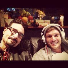Kev and Nick :)