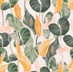 Lush Lily – Autumn Wall tapestry by galeswitzer – funny wallpapers Artwork Prints, Framed Art Prints, Picsart, Jungle Print, Society 6 Tapestry, Photoshop Design, Funny Wallpapers, Designer Throw Pillows, Collages