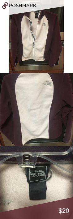 North face fleece jacket GUC North Face Jackets & Coats