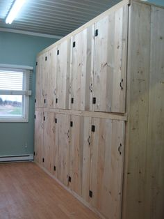 tack room lockers - Google Search