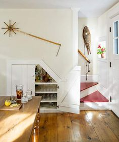 Should you paint the walls first? Or refinish the floors?  We've got your answer. | Photo: Eric Roth | thisoldhouse.com