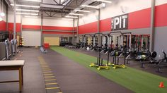 The PIT #Athletic #Training #Strength #Lift