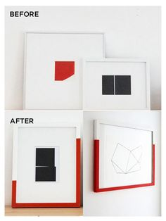 14 Before-And-After DIY Paint Transformations From Our Favorite Design Bloggers (PHOTOS)
