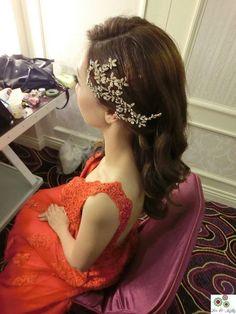 造型分享~婚紗+宴客八個造型八種風情 - W姊妹會 -WeddingDay 我的婚禮我做主
