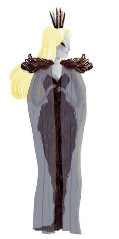 an evil sexy queen  by irena freitas