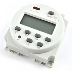 Multi Stage Simple Programmable Timer Circuit - 16F628A By Scorpionz - http://scopionz.blogspot.com