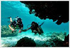 SCUBA DIVING with Go Dive Lanta :: Ko Lanta, Krabi, THAILAND.