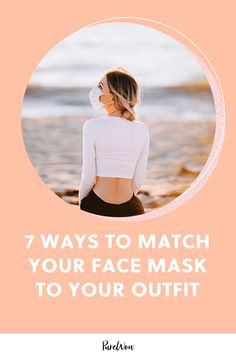 Pairing a cute face mask with a fabulous ensemble isn't as complicated as you might fear, something theses seven stylish women below easily prove. Here are their best tips and tricks. #face #mask #outfit Called To Surf, Plum Pretty Sugar, Face Mask Set, Monochrome Outfit, Leopard Spots, Look Alike, Cute Faces, Fashion Advice, Daily Inspiration
