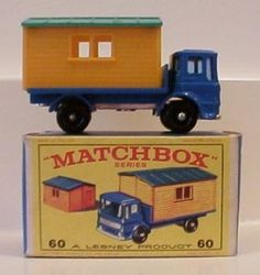 Matchbox cars actually came in a box. Many a collector today is sorry they did not save their boxes. Childhood Toys, Childhood Memories, Vintage Toys 1960s, Corgi Toys, Matchbox Cars, Metal Toys, Automobile, Hot Wheels Cars, Toy Trucks