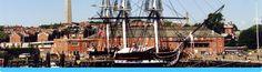 USS Constitution Cruise