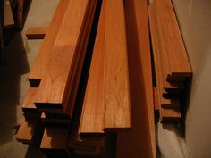 Old Style Root Cellar-  Door Lumber by Neuheimer, via Flickr