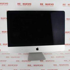 iMac 21,5 i5 a 2,7Ghz finales 2012#apple# segunda mano#imac