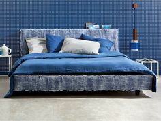 MOLTON Double bed by Letti