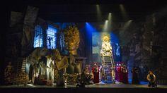 """Alumna Corinne Winters stars in Terry Gilliam's production of """"Benvenuto Cellini"""""""