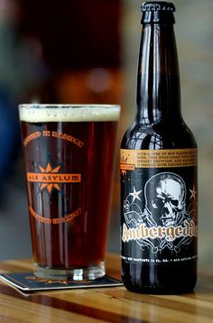 Ambergeddon Ale Asylum | Madison, Wi.- awesome brew!