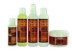 Good Naturally Hair Care Products