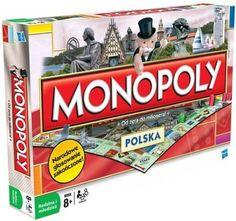 Monopoly Polska - gra planszowa