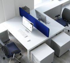 bureau bench pour open space design et economique mobilier de