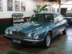 1983 Jaguar XJ6 S3 - Lou Guthry Motors