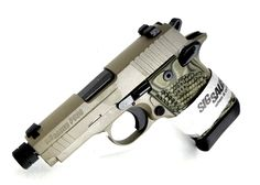 """Sig Sauer P938 Scorpion with Threaded Barrel 9mm 3"""" [New in Box] $849.99 