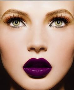 Fade To Black: Pantone's 2014 Color of the Year: Radiant Orchid!
