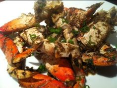 ▶ Jamaican Jerk Crab - YouTube