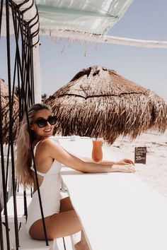 An Instagram Guide To Tulum - Fashion Mumblr Fashion Mumblr, Fashion Jewelry, Coco Tulum, Tulum Beach, Tulum Mexico, Beach Town, Beach Photos, Glamping, Instagram Fashion