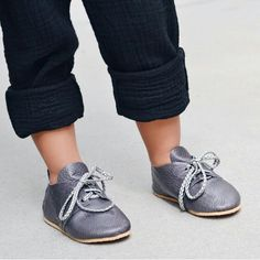 Charcoal Oxfords by Lili Collection Shoes   https://lilicollection.com/product/charcoal-oxford-new/