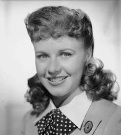 1940: Publicity shot of Ginger Rogers for Kitty  Foyle