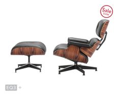 Eames Lounge Chair and Ottoman - Lounge & Living - Chairs - Herman Miller Official Store Charles Eames, Ray Charles, Eames Furniture, Furniture Design, Retro Furniture, Lounges, Beach Lounge, Architecture Design, Pergola Patio