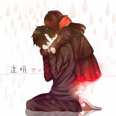 ♥..Un garçon peut pleurer devant son amoureuse, elle ne se moqueras pas, elle le protégeras des autres..♥