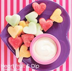 Kindergarten Snack Ideas | It: Five Valentine Snack Ideas | Baby games, Toddler games, Preschool ...
