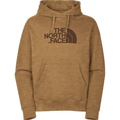 The North Face Men`s Half Dome Hoodie. $44.99 Back to school in brown.