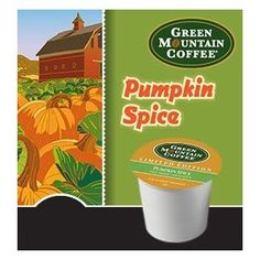 Green Mountain Coffee Pumpkin Spice,  K-Cup Portion Pack for Keurig K-Cup Brewers, 24-Count $12.69