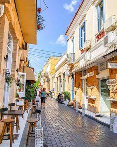 """871 """"Μου αρέσει!"""", 45 σχόλια - BEAUTIFUL ♡ ISLANDS (@alluring_islands) στο Instagram: """"Presents  @dimitris_adrikop PHOTOGRAPHER  IN #Aegina island, Greece 🇬🇷 April  30, 2020 FOLLOW'N'TAG…"""" Europe Photos, Beautiful Islands, Wonderful Places, Athens, Greece, Tropical, Street View, Instagram, Presents"""
