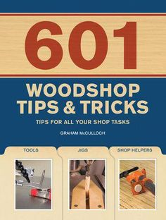 Woodworkers Are Clever Woodworkers are often faced with challenges while building. The bestwoodworkers are quick to come up with one, if not a dozen solutions to thesecomplications. No, they're not all original solutions. But the cleverest amongus learn from others, and that's what this book is all about. Take advantage of years worth of collected cleverness by learning from thetips and tricks collected here: starting with basic tips on how to set up #FineWoodworkingCabinet