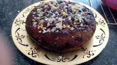 Bizcocho de chocolate fantasía Fantasy chocolate cake