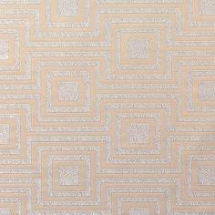 Arthouse Wallpaper Modena Silver Retro 267002 - Wallpaper